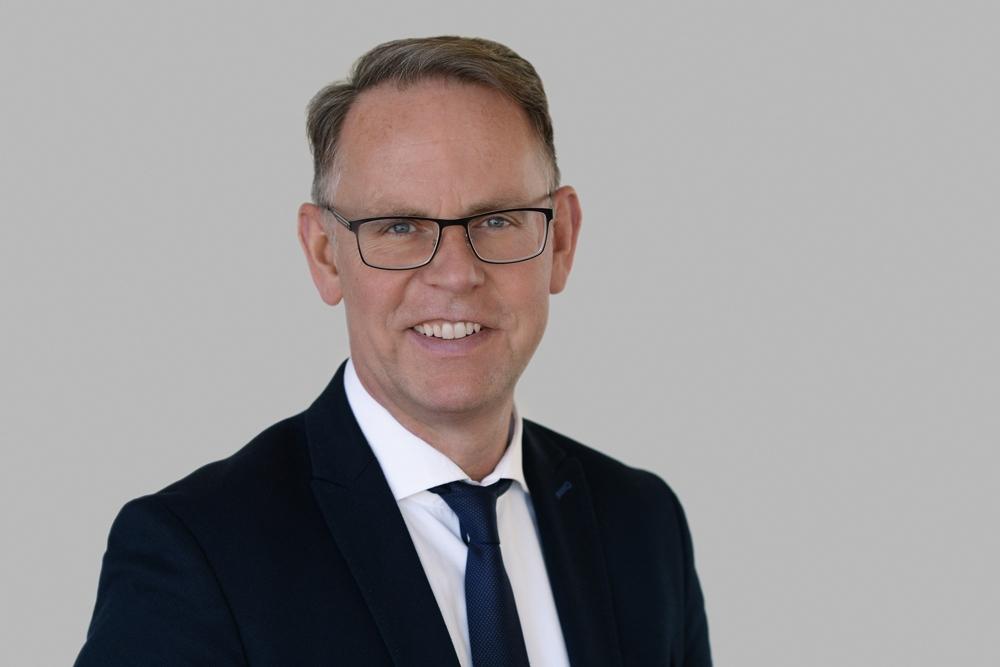 Michael Reichhold, Leiter der Paperworld/Frankfurt am Main. Abbildung: Messe Frankfurt Exhibition GmbH/Pietro Sutera