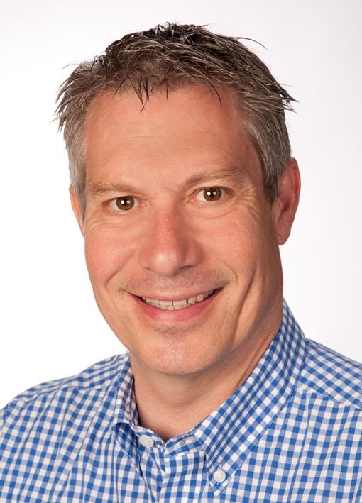 Marcel Meier von Caran d'Ache ist verantwortlich für die Kommunikation der Initiative BüroSuisse. Abbildung: BüroSuisse