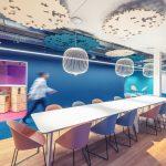 Farbe im Büro: Kleine Farbtupfer – grosse Wirkung