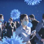 Luftbefeuchtung gegen die Verbreitung von Coronavirus