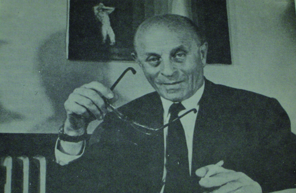 1938 meldete der Ungar Lászlo Bíró ein Patent auf seine Erfindung an. Abbildung: Wikipedia Commons
