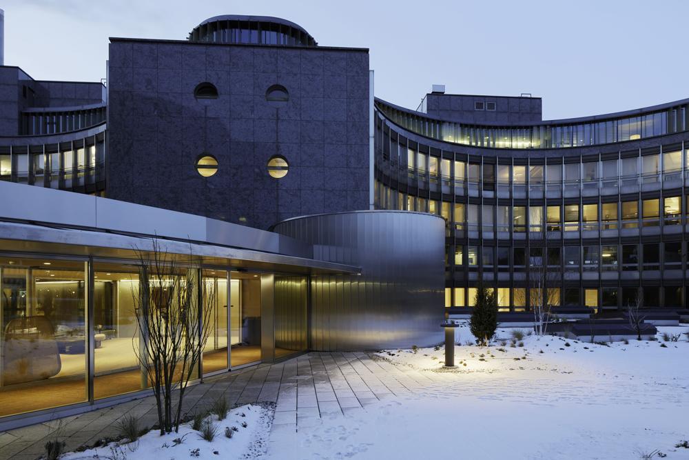 Der Hauptsitz der EF Education in Zürich. Abbildung: EF Education