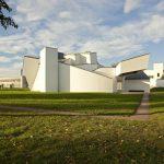 Das Vitra-Design-Museum in Weil am Rhein