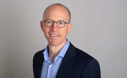 John Zoellin, Präsident des Verbands PBS und Grusskarten Schweiz. Abbildung: Elco