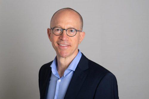 John Zoellin, Präsident des Verbands PBS und Grusskarten Schweiz. Abbildung: Andre Hengst