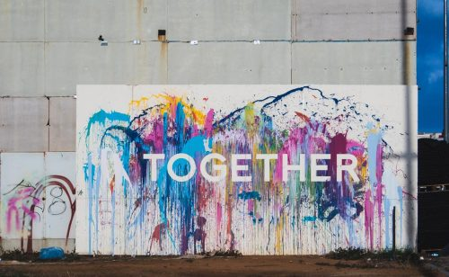 Ein entscheidender Faktor zukünftiger Arbeit ist die Kollaboration. Abbildung: Nicole Baster, Unsplash